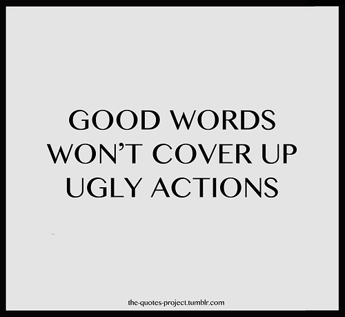 Action Quotes Tumblr Actions Speak Louder Quotes